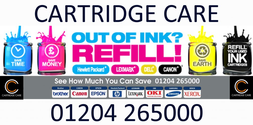 Printer Ink Cartridges Bolton